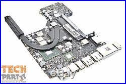 13 MacBook Pro Mid 2012 2.9GHz i7 Logic Board A1278 / 661-6589 / 820-3115-B