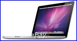 13-inch Apple MacBook Pro 2.4GHz Core 2 Duo 4GB RAM 500GB HDD Mid 2010 B Grade