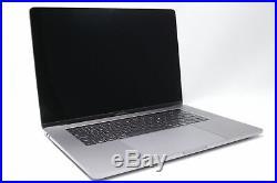 15.4 Mid 2018, MacBook Pro, BTO, i9-8950HK @ 2.90GHz, 32GB, 512GB SSD