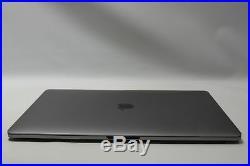 15.4 Mid 2018, MacBook Pro, MR932LL/A, i7-8750H @ 2.20GHz, 16GB, 256GB SSD