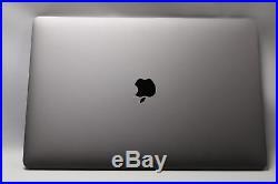 15.4 Mid 2018, Macbook Pro, MR952LL/A, i9-8950HK @ 2.90GHz, 32GB, 1TB SSD