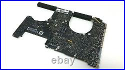 15 Apple MacBook Pro 2.7GHz Core i7 -3820QM unibody A1286 logic board Mid 2012