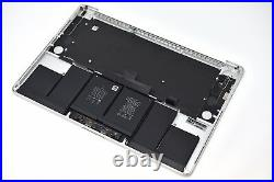 15 Apple MacBook Pro Retina A1398 Top Case Keyboard TrackPad Mic Mid 2015 / A+