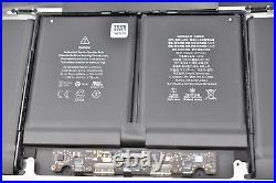 15 Apple MacBook Pro Retina A1398 Top Case Keyboard TrackPad Mic Mid 2015 / A