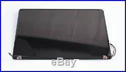 15 MacBook Pro A1398 Retina Display Mid 2014 Full LCD Screen Assembly EMC 2876