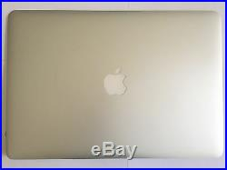 15 MacBook Pro Retina A1398 Screen Display LCD Assembly Mid 2012 Early 2013 / A