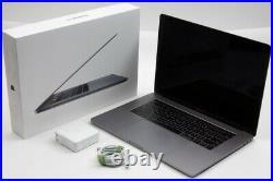 15 MacBook Pro Retina Mid 2017 2.8GHz I7 Quad Core 1 TB HD 16GB RAM A1707-3162