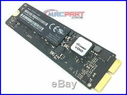 15 Macbook Pro Retina A1398 PCIe SSD Flash 512GB Storage Late 2013 Mid 2014
