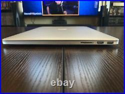 15 Mid-2015 2.8GHz i7 Retina MacBook Pro 16GB RAM 512GB Radeon R9 215 Cycles