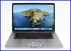 15 Mid 2018 Apple MacBook Pro 2.9GHz 6-Core i9 16GB RAM 256GB SSD with APPLECARE+