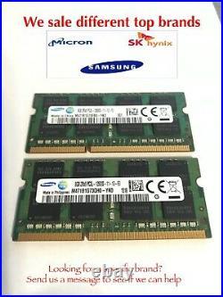 16GB (2X8GB) RAM Memory for Apple MacBook Pro Core i7 2.9 13 Mid-2012