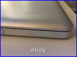 17 Apple MacBook Pro 8GB RAM 500GB SSD NVIDIA GeForce Graphics A1297 Mid 2009
