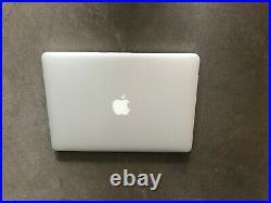 2014 Apple MacBook Pro (Retina, 13-inch, Mid 2014) 2.6 GHz Intel 8GB 250 GB SSD