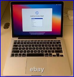 2014 Apple MacBook Pro (Retina, 13-inch, Mid 2014) MGX72LL/A Core i5
