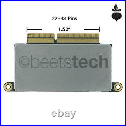 512GB PCIe 3.0 NVMe SSD Apple MacBook Pro 13 A1708 Late 2016, Mid 2017 nTB