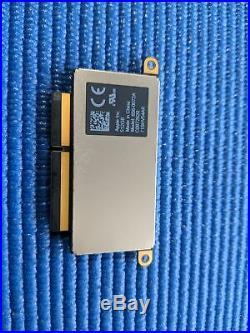 512GB PCIe SSD 656-0072A Apple MacBook Pro 13 A1708 Late 2016 Mid 2017 656-0042B