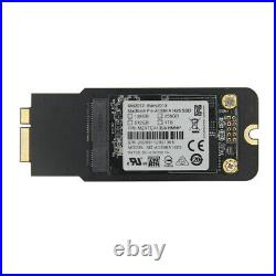 512GB SSD for Mid 2012 Early 2013 A pple MacBook Pro 13 15 Ret. A1425 A1398