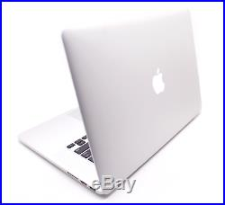 A1398 MacBook Pro Retina 15 Mid 2015 (DG) I7-4870HQ/16GB/512GB C-Stock RF07-753