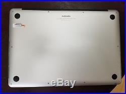 A1398 Macbook Pro Mid 2015 15.4 Core i7 2.8Ghz 16G 512G SSD AMD Radeon R9 370X