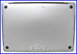 A1990 Macbook Pro Touchbar 15 Mid 2018 i7-8750H/16GB/256GB B-Stock TRF07-404