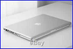 APPLE MACBOOK PRO 15 MID 2012 CORE i7 2.7 16GB RAM 128GB SSD HI RES NICE W BOX