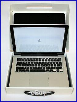 APPLE MacBook Pro 13.3 Intel Core i5 3210M 2.5GHz 4GB 500GB MD101LL/A Mid 2012