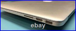 AS-IS MacBook Pro Retina 15 Mid 2015 2.5GHZ 16GB RAM NO SSD LIQUID DAMAGE