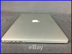 AS-IS Macbook Pro 15 Mid 2014, For Parts Only, A1398