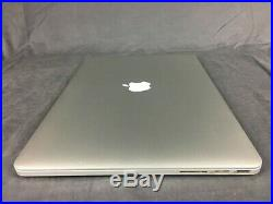 AS-IS Macbook Pro 15 Mid 2014, i7 2.5 GHz, 16 GB Ram, No SSD, For Parts Only