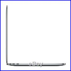 Apple 13.3 MacBook Pro 128GB SSD (Space Gray, Mid 2017) Certified Refurbished
