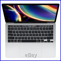 Apple 13.3 MacBook Pro Intel i5 8GB RAM 512GB SSD MXK72LL/A (Mid 2020, Silver)