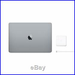 Apple 13.3 MacBook Pro with Touch Bar Space Gray MUHN2LL/A Mid 2019