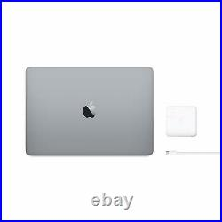 Apple 13.3 MacBook Pro with Touch Bar Space Gray MUHN2LL/A Mid 2019 128GB