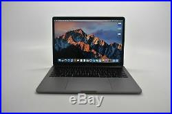 Apple 13.3 Mid 2017, MacBook Pro, MPXQ2LL/A, 2.3GHz i5-7360U, 8GB, 128GB