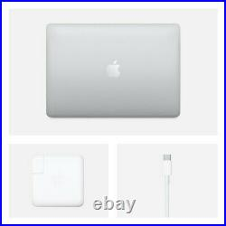 Apple 13 Inch MacBook Pro Mid 2020 Silver 512GB with Mouse