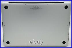 Apple 15.4 MacBook Pro Mid-2015 A1398 i7-4770HQ 2.20GHz 16GB RAM 256GB SSD