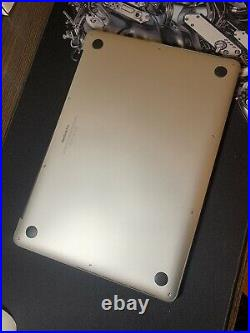 Apple 15 Inch MacBook Pro Mid 2015