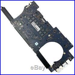 Apple 15 MacBook Pro Retina Logic Board 2.2Ghz i716Gb Ram Mid 2015 A1398 / IG