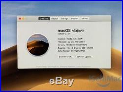 Apple 15 MacBook Pro Retina Mid 2017 2.9GHz i7 512GB 16GB MPTT2LL/A + C Grade