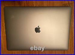 Apple 15-inch Retina MacBook Pro (Mid 2019) A1990 2.4 GHz i9, 32 GB RAM, 512 GB