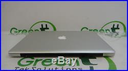 Apple A1286 Macbook Pro 15 Mid 2012 2.3Ghz i7 4GB 500GB Mojave 1440x900 B +