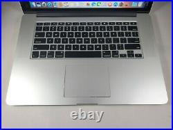 Apple A1398 MacBook Pro 15 Retina Mid 2014 Intel Core i7 2.2GHz 256GB SSD
