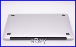 Apple MacBook Air 13 Mid 2013 Laptop 1.3GHz Intel Core i5 4GB 128GB MD760LL/A