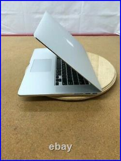 Apple MacBook Pro 10,1 A1398 Mid-2012 i7-3720QM 2.6GHz 15 8GB RAM NO SSD READ