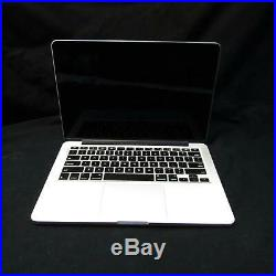 Apple MacBook Pro 11,1 A1502 (Mid-2014) 13.3 2.60GHz Core i5 4288U 8GB DDR3