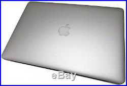 Apple MacBook Pro 11,2 15 Core i7-4770HQ 2.2GHz 256GB SSD 16GB A1398 Mid-2014