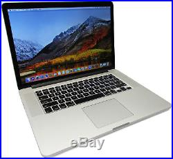 Apple MacBook Pro 11,2 15 i7-4770HQ 2.2GHz No HD 16GB Mid-2014 A1398