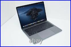 Apple MacBook Pro 13 1.4 GHz Quad Core i5 128GB SSD 8GB RAM Mid 2019 STELLAR