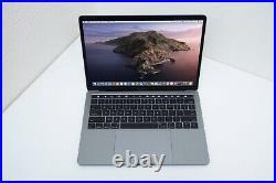 Apple MacBook Pro 13 1.4 GHz Quad Core i5 128GB SSD 8GB RAM Mid 2019 STUNNING