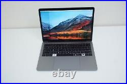 Apple MacBook Pro 13 2.3 GHz i5 128GB 8GB RAM Non-Touch Bar Mid 2017 READ